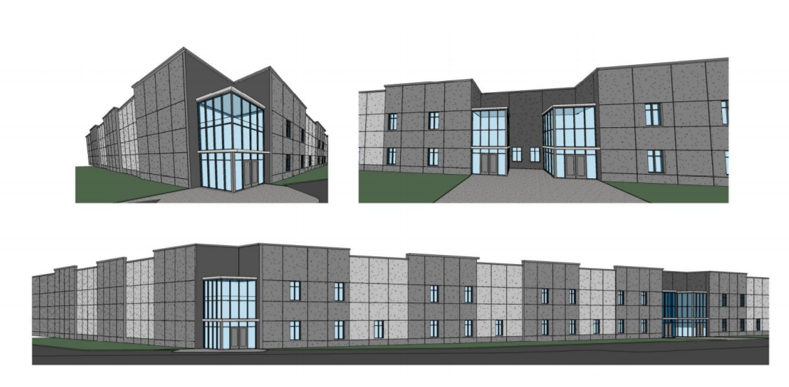 Virtual Building Renderings